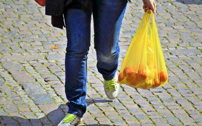 Zákaz igelitových tašek