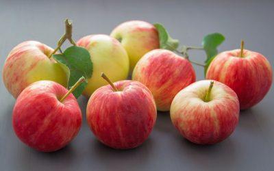 Velikost jablek